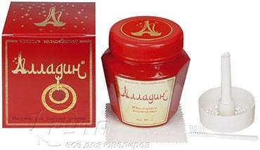 Средство для чистки изделий из золота и платины АЛЛАДИН в подарочной упаковке